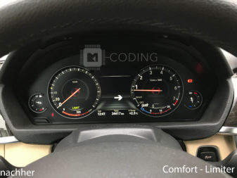 BMW F30 6WB Umbau