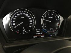 BMW 1er 2er F20 F21 F22 F23 6WA Black Panel Tacho Benzin / Diesel und M