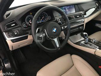 BMW F10 Lenkrad Umbau