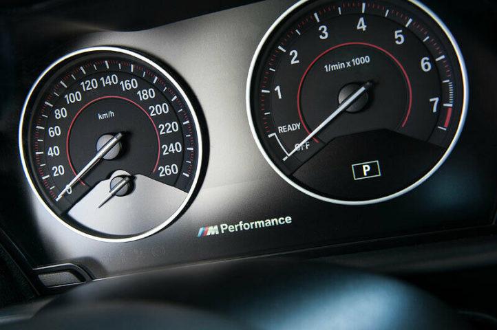 BMW 6WA Tacho Kombiinstrument für F20 F21 F22 F23 F45 E46 1er 2er