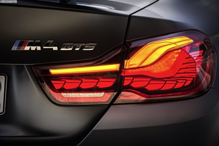 BMW GTS Software