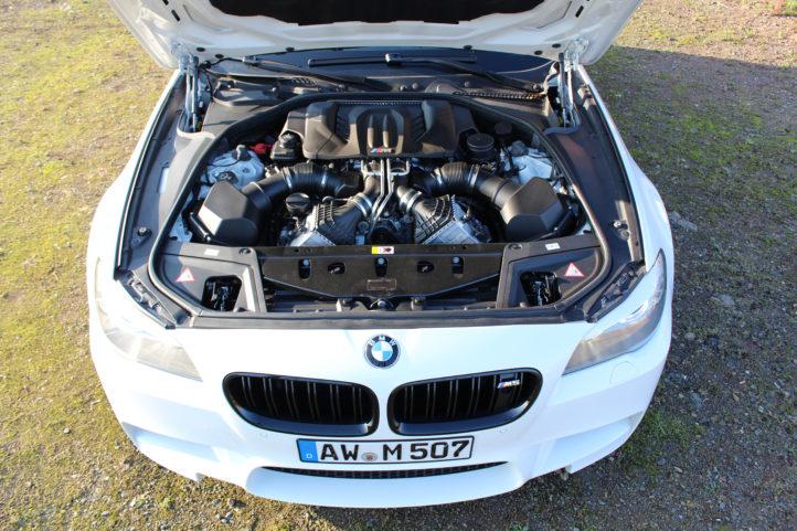 BMW VMAX Aufhebung